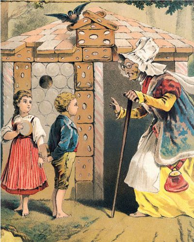 From the Fairy Tales of the Brothers Grimm, by Taschen (collection of best artwork over the ages)