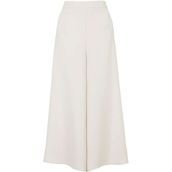 TOPSHOP Palazzo Trousers (865 NOK) ❤ liked on Polyvore