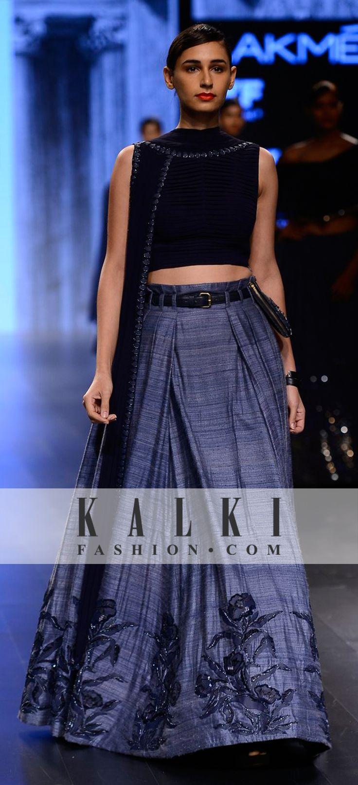 Ridhi Mehra Collection at Lakme Fashion Week 2016