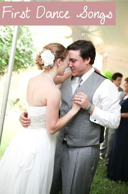 Unique First Dance Songs For Weddings