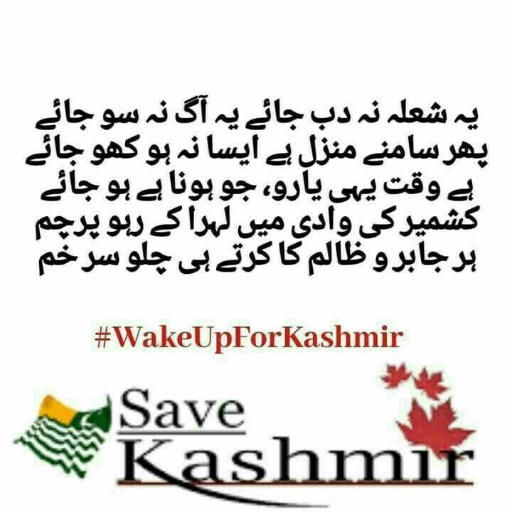 Pin By علیزے احمد On Kashmir Banai Ga Pakistan Kashmir Pakistan Kashmir Oppression