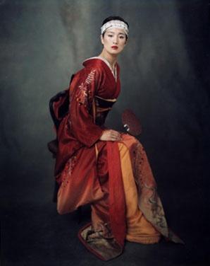 Gong Li - Hatsumomo (Memoirs of a Geisha)