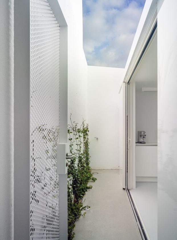 m sica en la arquitectura la casa para una violinista en. Black Bedroom Furniture Sets. Home Design Ideas