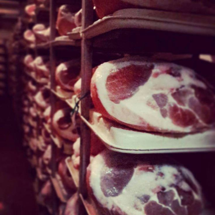 Prosciutto producer and Tasting