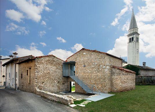 restauro edificio, 2014, FURLAN&PIERINI ARCHITETTI, ARCH.GIORGIO DEL FABBRO, GIANLUCA ZANETTE, GIANNI MIROLO