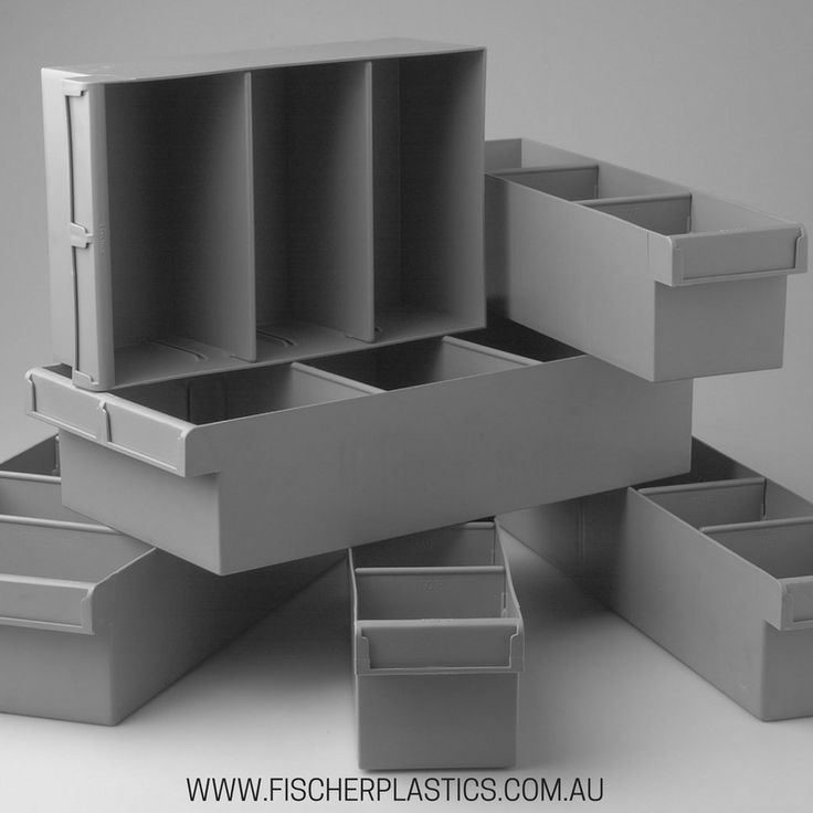 Needing a little more storage to add on to what you already have? Spare Parts trays are prefect for extending your existing storage solutions.