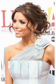 Peinados para fiestas inspiradas en las famosas: Eva Longoria ♥