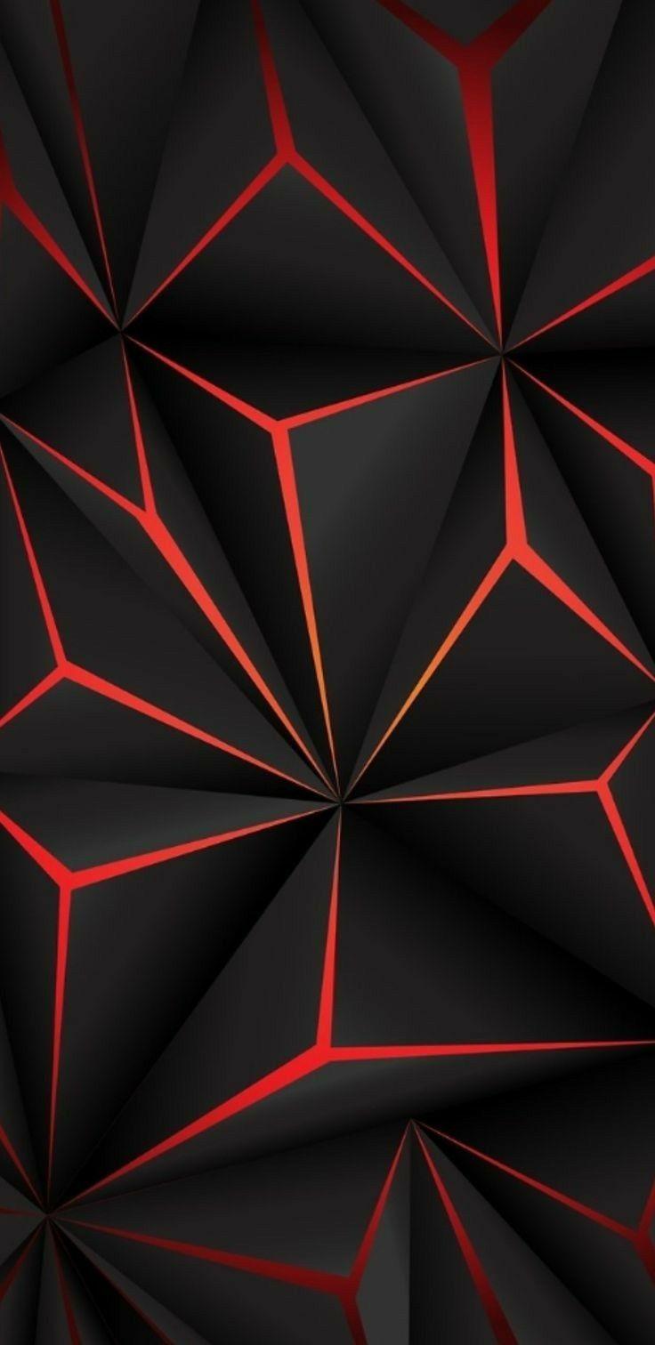 Fond Decran Rouge Et Noir