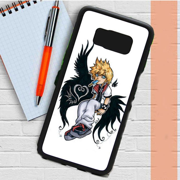 Roxas Wings With Ice Cream Samsung Galaxy S8 Plus Case Casefreed