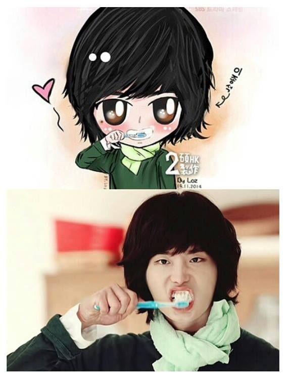 Lee Jong Suk #Pinocchio ep 3 SBS 14.11.19