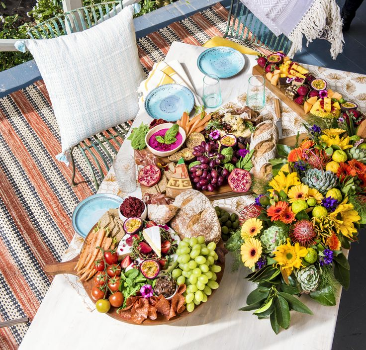 Platter Pefection - how creating the ultimate grazing spread