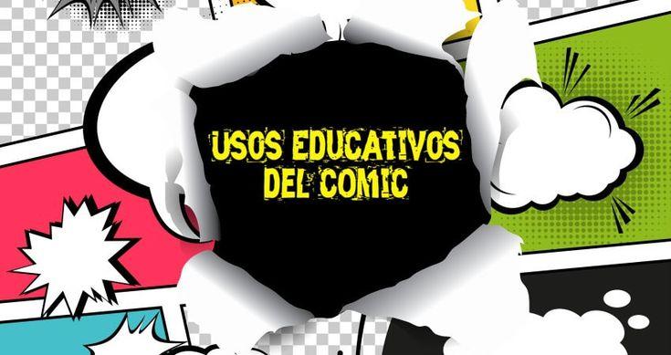 Uso Educativo del Cómic y Herramientas para Crearlos | #Artículo #Educación