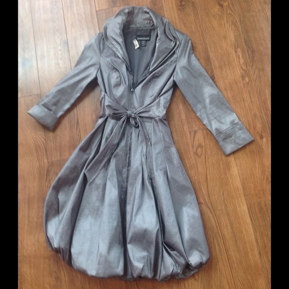 I just discovered this while shopping on Poshmark: Brand new Frank Lyman design dress size 4 NWT. Check it out! Size: 4, listed by lucynlola