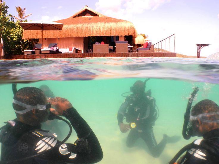Overcoming Your Fear of Scuba Diving. #scubadiving #scuba