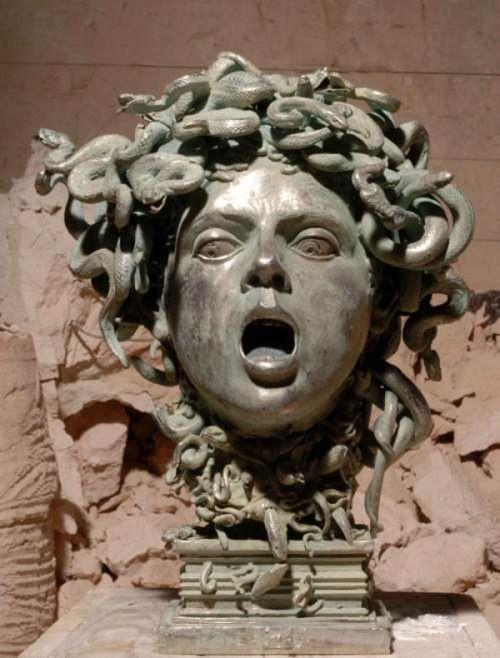 Medusa ~ Ivan Theimer