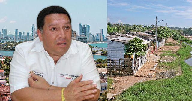 Capturan al alcalde de Cartagena, su hermano, un concejal y a la contralora Distrital Los capturados son investigados por los presuntos delitos de concierto para delinquir, cohecho por dar u ofrecer y tráfico de influencias.http://bit.ly/2fbOkLU -