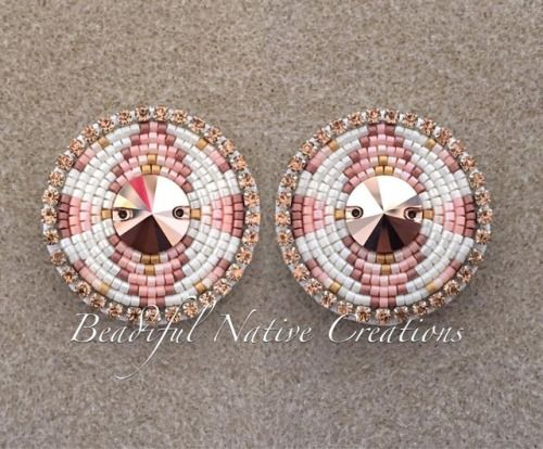 earrings, Beadiful Native Creations