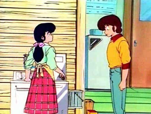 Maison Ikkoku (Anime).
