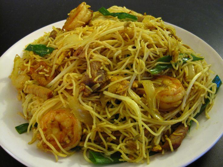 ... xiamen fried vermicelli xiamen style fried vermicelli recipe fried