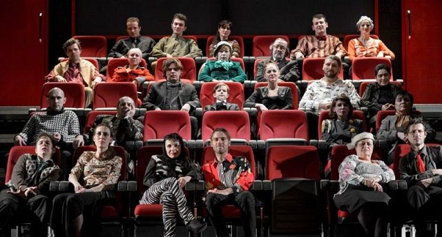 Viata si moartea unor spectatori – de doi ani pe scena Teatrului Maghiar | timisoaraazi