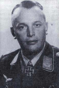"""Oberleutnant Otto Zierach (1907-1976), Lastenseglerpilot Fallschirmjäger Sturm-Abteilung """"Koch"""", Ritterkreuz 15.05.1940"""