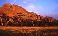 Mt Arapiles, Victoria, Australia