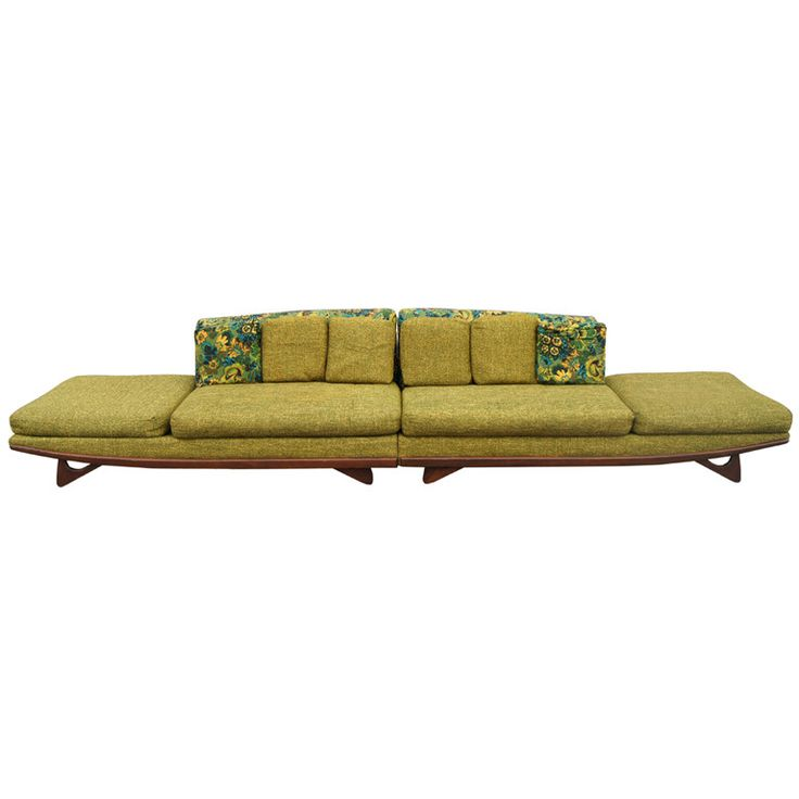 Adrian Pearsall For Craft Associates Sectional SofaMetroretro, Adrian Pearsall, Mid Century, Crafts Association, Century Furniture, Midcentury Retro, Retro Style, Sectional Sofas, Design Furniture
