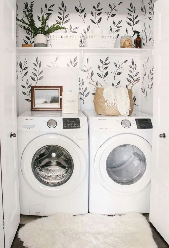 139 perfect laundry room designs ideas for small space 36 on extraordinary small laundry room design and decorating ideas modest laundry space id=87964
