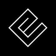 Black logo_Eclepti  #modular #accessory #neckwear #madeinitaly #noknots #tie #cravatta #man #style #double #side #eclectic #eclepti