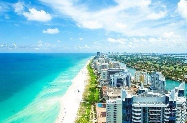 Майами-Бич, Флорида.
