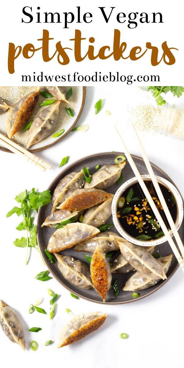 Simple Vegan Dumplings