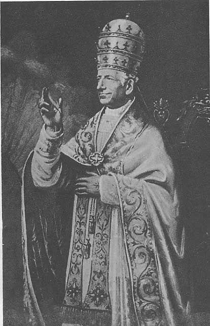 """NON POSSUMUS: Papa Leone XIII, nella sua enciclica """"De unitate e..."""