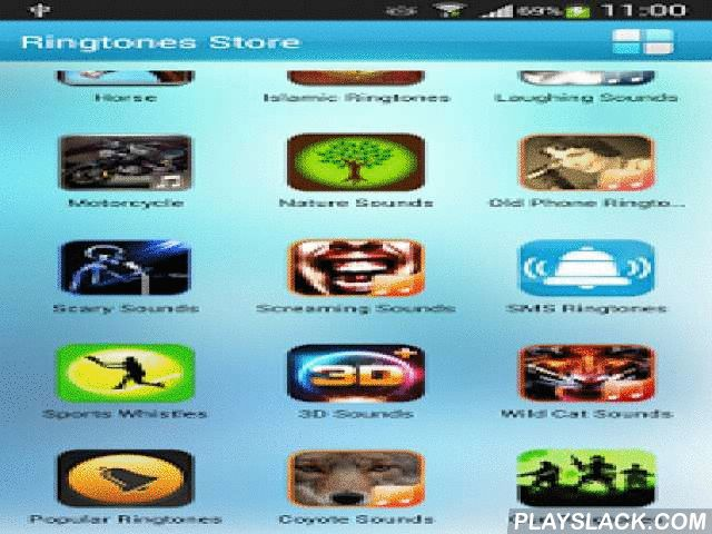Free 54 Species Ringtones  Android App - playslack.com , The most famous Classical music selections you are sure to recognize!If you are a ringtones fan,the specific app is worthy of collection.You can set cell phone ringtones,messages ringtones and alarm clock ringtones by the app.Including 54 species ringtones: Scary Sounds, Screaming Sounds, SMS Ringtones, Sports Whistles, Old 3D Sounds, Wild Cat Sounds, Popular Ringtones, Coyote Sounds, Gun Ringtones, 3D Sounds, Animal Sounds, Business…