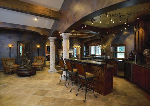 Google image result for ideas - Home bar rooms ...