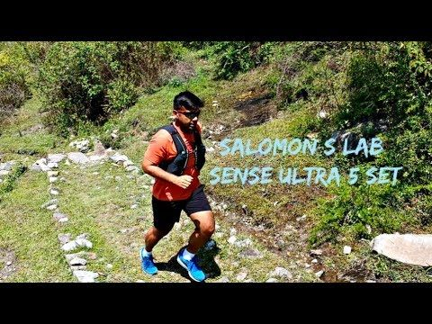 Nouveaux produits cfce6 5459e Salomon S Lab Sense Ultra 5 Set - Review | Vlog | Ultra ...