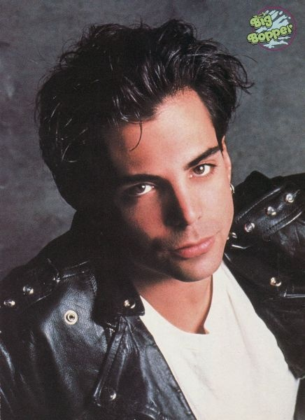 Richard Grieco in his 21 Jumpstreet days