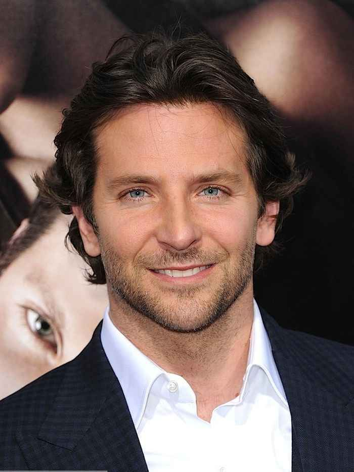 Male Haircuts For Big Foreheads Cuieeeeet Bradley Cooper