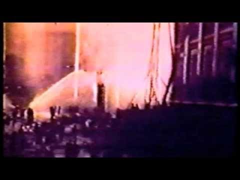 Ejercicio general de bomberos Valparaíso 1902 - YouTube