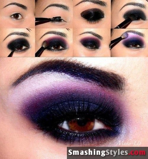 Awesome Eye Makeup Tutorials   Must know For every women