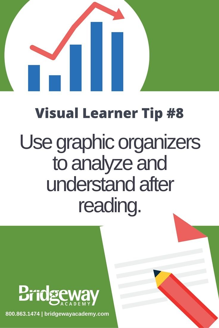 17 best images about visual learning style tips organizers help visual learners stay focused and better understand content
