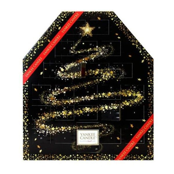 YANKEE CANDLE ADVENT CALENDAR 2016 ($25) ❤ liked on Polyvore featuring home, home decor, holiday decorations, yankee candle, christmas home decor, christmas holiday decor, christmas advent calendar and christmas holiday decorations