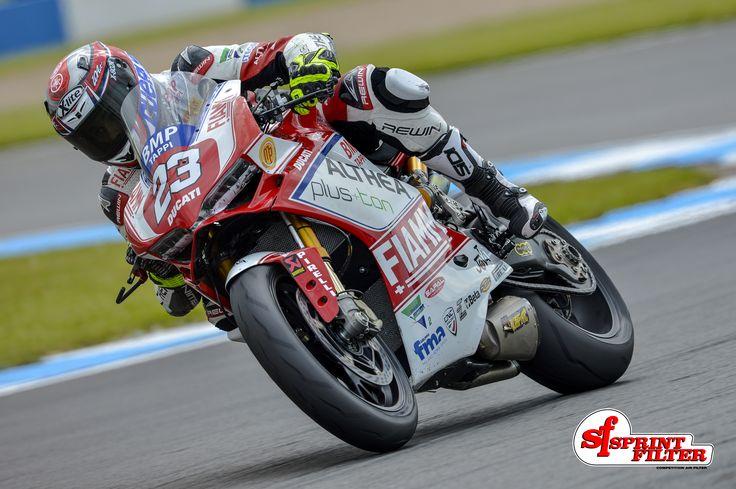 Luca Salvadori - Ducati PanigaleR by Althea Racing