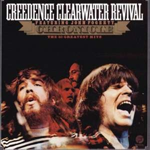 CCR: Chronicles, Greatest Hit, Bands, Creedence Clearwater Revival, Books Jackets, 20 Greatest, Album, Songs, Dust Covers