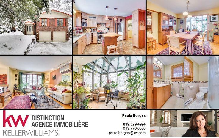 Maison à vendre | Gatineau | Outaouais | Courtier Immobilier | Keller Williams | Propritété Résidentielle | Real Estate |   http://www.kwdistinction.com/maisons-a-vendre-gatineau--gatineau-/maison-de-plain-pied/maison-3-chambres/rue-de-castillou/21396038   #luxuryinterior #dreamhomes #amazinghouse #lovelyhouse #prettyhouse #cutehouse #mansion #mansions #residence #exteriordesign #designbuild #luxuryhomes #realestatephotography #realestatephotos #realestate #estate #home