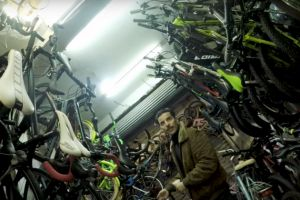 Bike brand tries to track down one customers stolen bike; accidentally exposes international bike theft operation