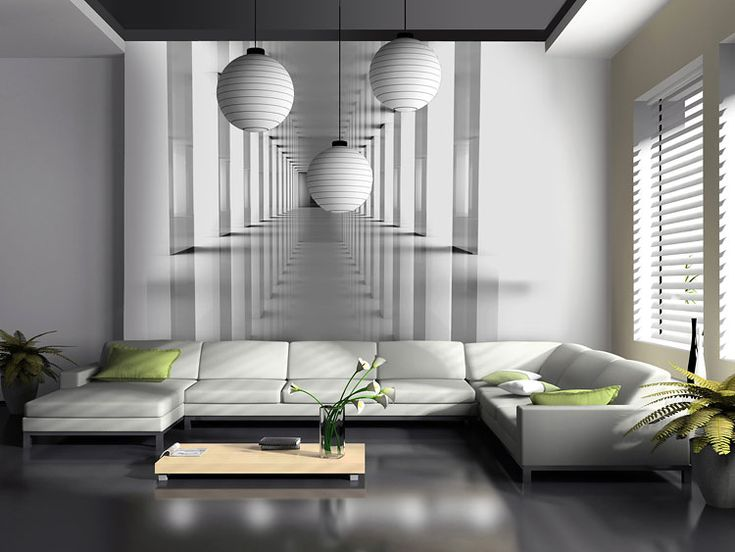 Take a look at awesome interior projects, created by PIXERS, a group of Polish designers, involved in architecture, art and interior design.