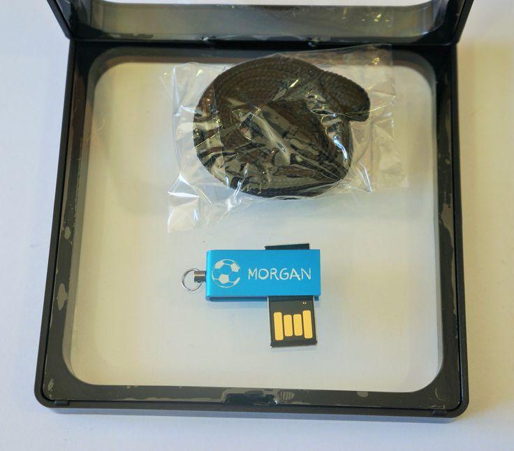 Une clé USB personnalisée pour garder précieusement tous ses fichiers #USB
