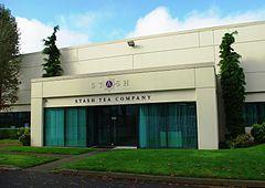Stash Tea Company   headquarters - Tigard, Oregon.JPG