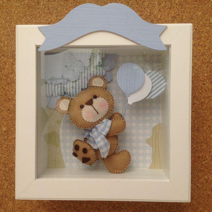 quadro-maternidade-urso-baby-decoracao-ursinhos