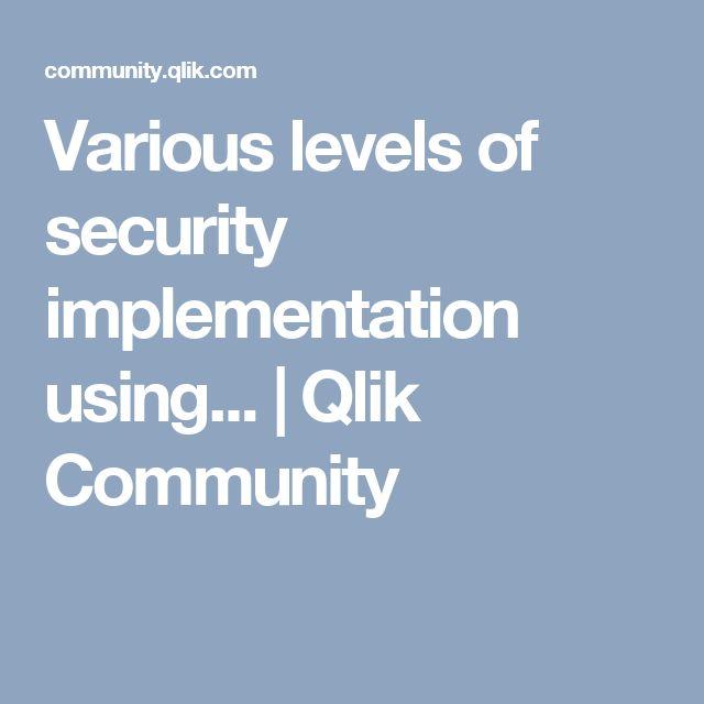 qlikview implementation